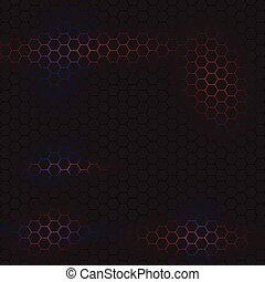 abstract grate background vector