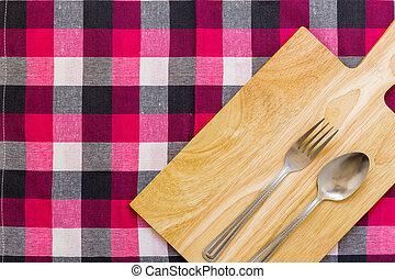 Empty Plate on Table Empty Plate on Table Background - Empty...