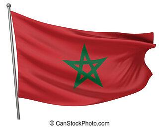 Morocco National Flag