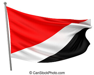 Sealand, Principality of National Flag
