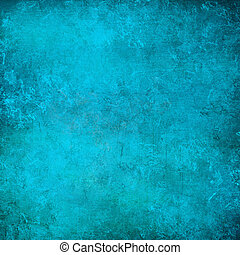 blue grunge textured abstract background for multiple uses