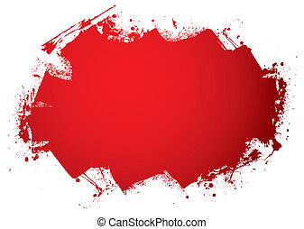 blood roller - Blood red roller marks with room to add your...