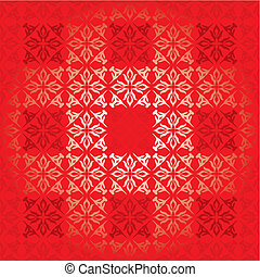 red square gradient