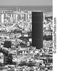 Montparnasse Tower Skyscraper in Paris
