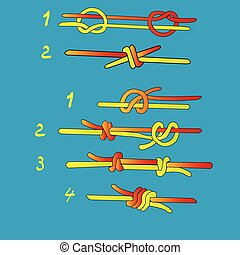 Fisherman`s knot with gradient.eps - Fisherman`s knot and...