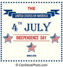 Independence day background - USA independence day...