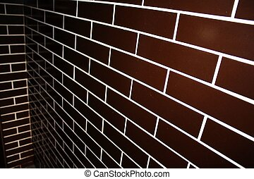 Clinker tiles - A photo of Clinker tiles