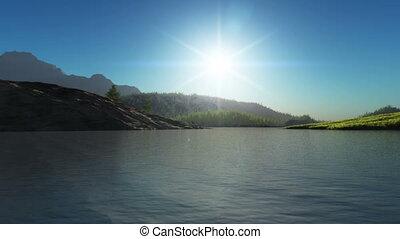 natural park lake