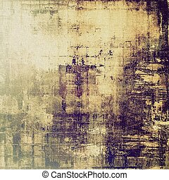 Designed grunge texture or background With different color...