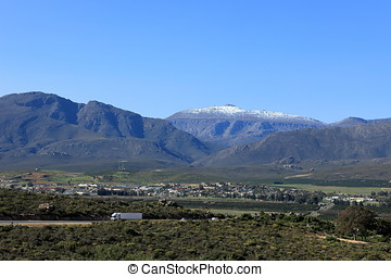 The Citrusdal in South Africa