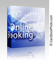 Online travel box package - Software package box Online...