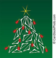 Sales Christmas Tree