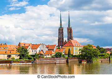 Cathedral St. John in Wroclaw