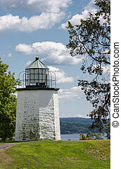 Stony Point Lighthouse - Built in 1826, The Stony Point...