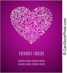 Valentine greetings - Place for your Valentine greetings on...