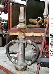 Old fire hoses