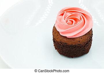 cupcake rose cream