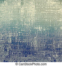 Designed background in grunge style. With different color patterns: yellow (beige); blue; cyan; gray