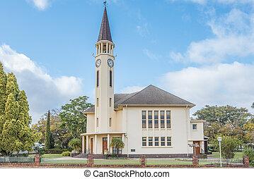 Dutch Reformed Church in Lutzville - The Dutch Reformed...