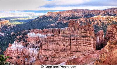 Timelapse at Bryce Canyon, Utah - A Timelapse at Bryce...
