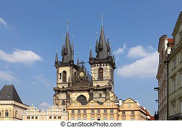 Prague old town, Czech Republic