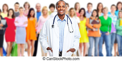 Medical doctor.