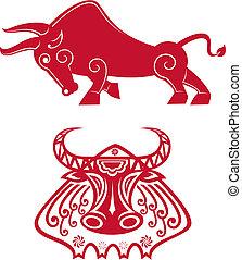 ox pattern