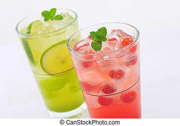 Fruit juice beverage