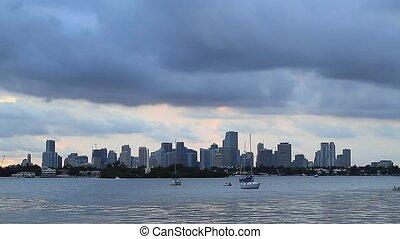Miami - Downtown Miami USA