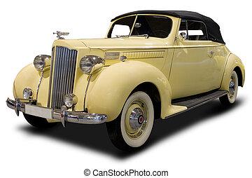 clásico, coche