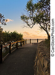 Noosa Boiling Pot Lookout - Noosa Heads Boiling Pot lookout...