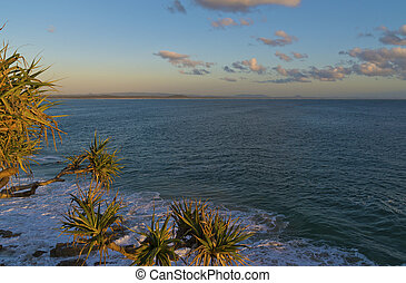 Noosa Laguna Bay Morning View - Noosa Heads Laguna Bay...