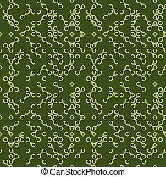 Vector seamless pattern in the style of the motherboard