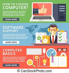 Choose computer, software support - How to choose computer,...
