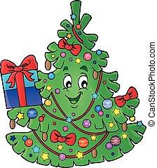 Christmas tree topic image 1
