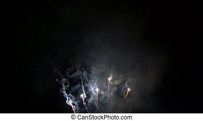 Celebration Fireworks Rockets