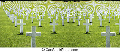 cemetery of the Americans in Florence
