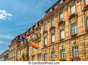 Town hall of Speyer - Germany, Rheinland-Pfalz