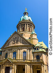 The Christ Church in Mannheim - Germany
