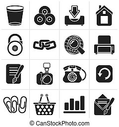 Website and internet icons