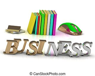 empresa / negocio, -, inscripción, brillante,...