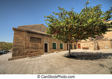 old house it Toledo, Spain