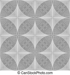 Modern seamless geometric pattern . Can be used for backgrounds and page fill web design. Vector illustration