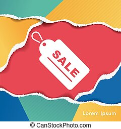 sale discount icon