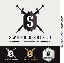 Sward and Shield Logo