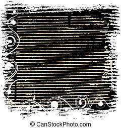 Artistic Background - Grunge texture background,...