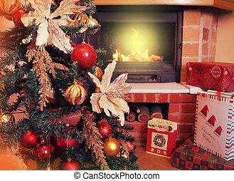 Christmas Tree,Christmas gift boxes