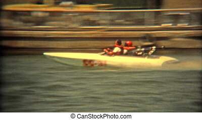 1975: Latest speedboat showcase in - 100 unique vintage 8mm...