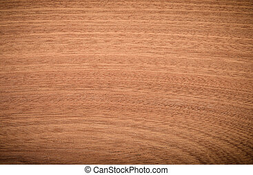 brown veneer clous-up