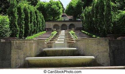 """Cascade Fountain """"Water Paradise"""" i"""